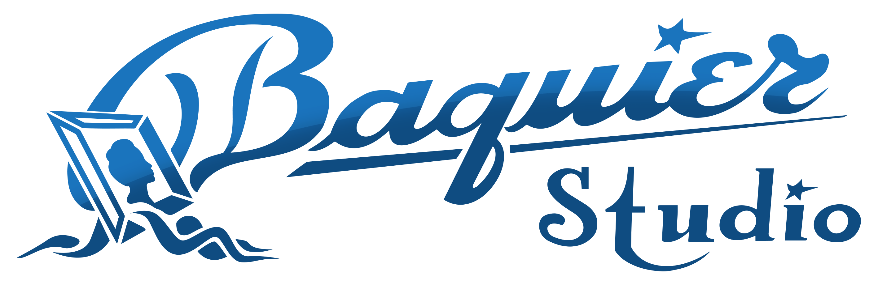 Baquier Studio Logo